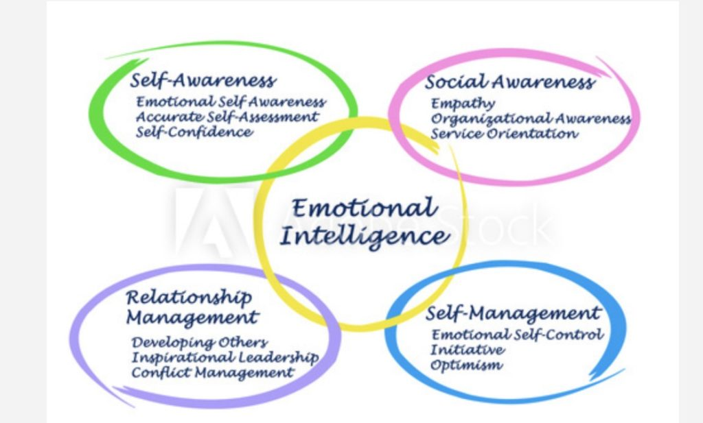 emotional intelligence diagram